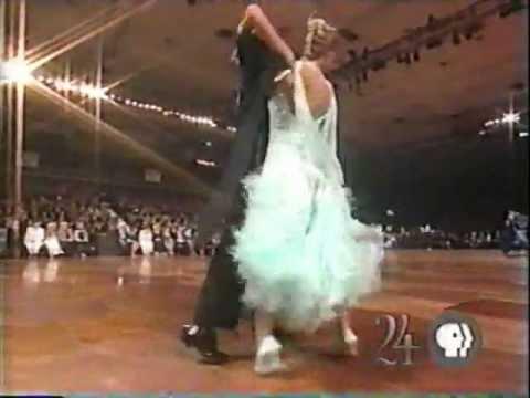 Championship Ballroom Dancing International Standard Finals & Results 1998-1999