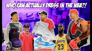 RATE THAT FIT! HOT OR NOT? (NBA PLAYERS EDITION) thumbnail