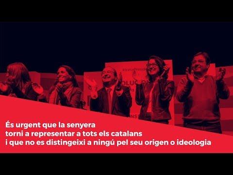 La senyera ha de representar a tots els catalans