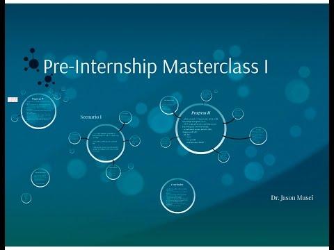 UMMSS Pre-Internship Masterclass 2015 (1 of 6)