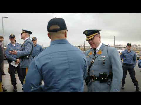New Jersey State Troopers deploy to aid Puerto Rico