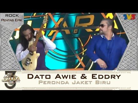 Pentas Epik 3 Juara | Dato Awie & Eddry