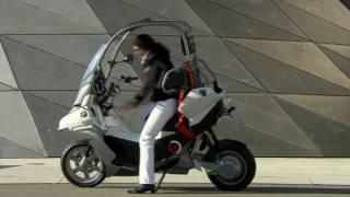 BMW C1-E Concept Videos