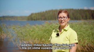 Pien-Saimaa sydämessämme – Greenreality Lappeenranta