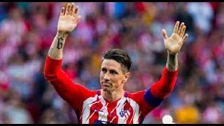 La emotiva narración de los 2 últimos goles de Fernando Torres en el Atleti por Rubén Martín   COPE
