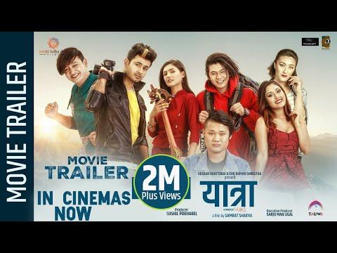 YATRA - New Nepali Movie Trailer || Salin Man Bania, Malika Mahat, Salon, Prechya, Rear, Jahanwi