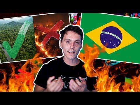 El Amazonas NO ESTA en Peligro fuimos Engañados-Wefere NEWS