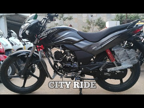 HERO PASSION XPRO 110 FIRST RIDE REVIEW! thumbnail