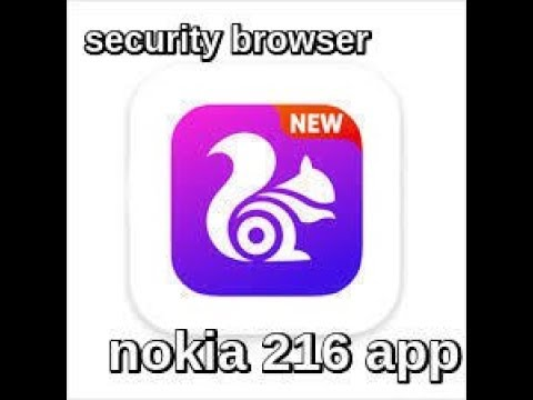 Uc Browser On a Nokia 216 Keypad Mobile REAL [NOT FAKE] This video (2019)