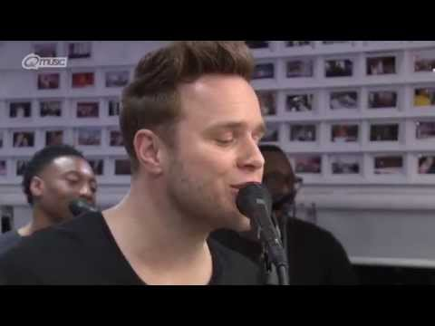 Olly Murs - 'Rude' (MAGIC! cover) // live bij Q-music