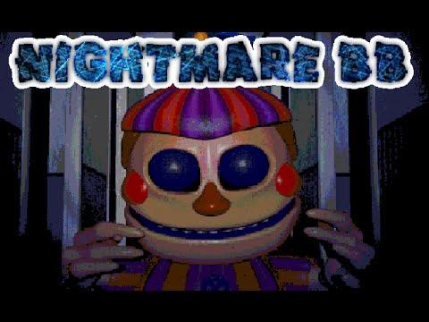 Let's Draw! Nightmare Balloon Boy