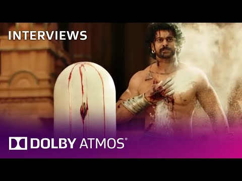 Baahubali 2 - Behind The Mix | Interview | Dolby Atmos | Dolby