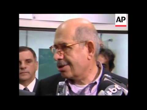 Head of UN's nuclear watchdog praises Brazil's nuclear energy programme
