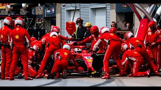 Formula 1 documentary ᴴᴰ  - Pit Stop in Two Seconds