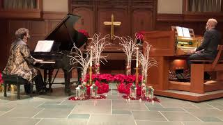 Sacred Sounds - Keyboards at Christmas, Part 1
