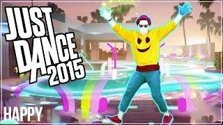 "Just Dance 2015 ""Happy"""
