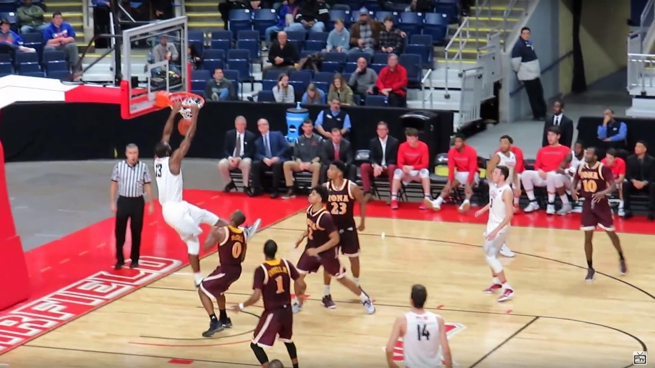 Image result for Fairfield Stags vs Iona Gaels live mens basketball