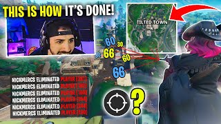 Nickmercs Ultimate Guide To Tilted Town! (Fortnite Battle Royale)