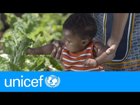 One family against a world of climate change | UNICEF
