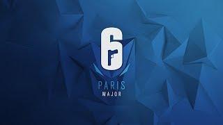 レインボーシックス シージ パリメジャー グループステージ Day1 世界最...