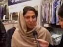 Najeeba Faiz Asks Pashtuns about there view  Peshawar NWFP