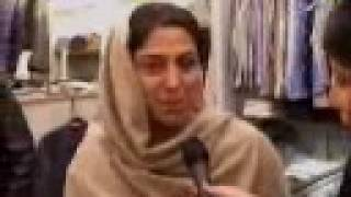 Najeeba Faiz Asks Pashtuns about there view  Peshawar NWFP