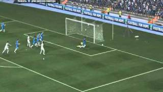 FIFA 11 (PC RUS) Real Madrid 5:1 Chelsea teil 1(, 2010-10-14T20:13:21.000Z)