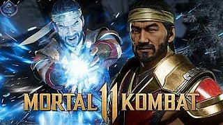 Mortal Kombat 11 Online - EPIC MASKLESS SUB-ZERO GEAR!