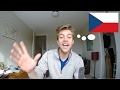 WHY AND HOW I'M LEARNING CZECH