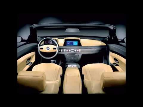2000 BMW Z9 Convertible Concept - YouTube