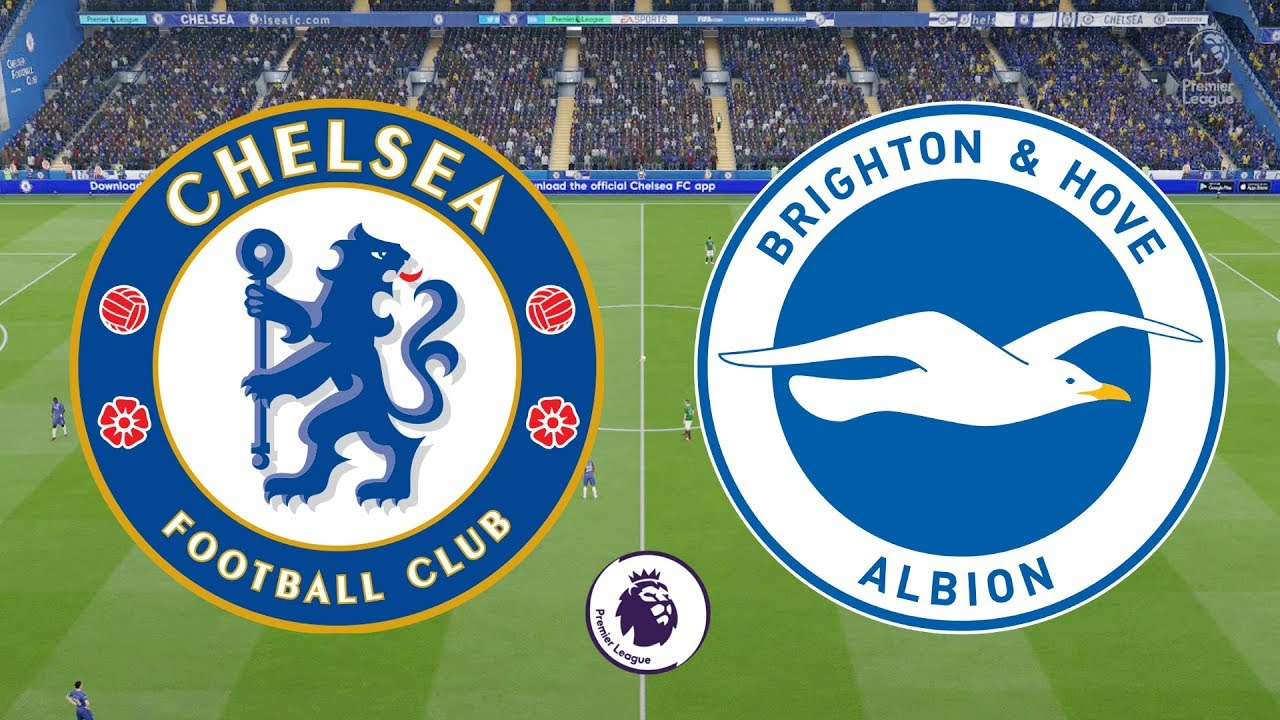 Premier League 2018 19 Chelsea Vs Brighton 03 04 19 Fifa 19