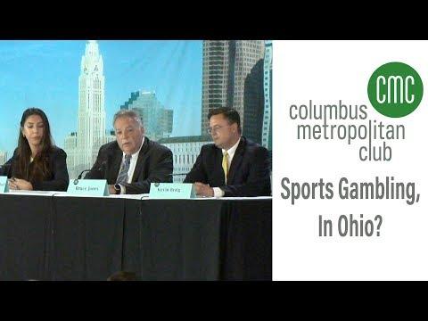 Columbus Metropolitan Club: Sports Gambling, in Ohio?