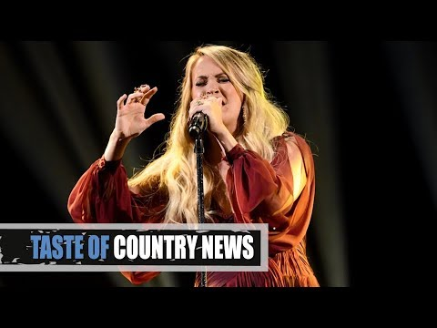 Carrie Underwood's 'Spinning Bottles' Steals the Show at the 2018 AMAs