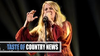 Carrie Underwood's 'Spinning Bottles' Steals the Show at the 2018 AMAs Video