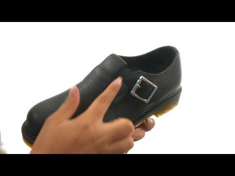 Dr. Martens Polley PW T Bar Mary Jane SKU:8905453 YouTube