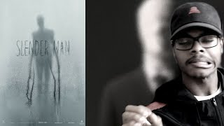 EWW! | Slender Man Movie Trailer | Reaction