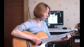 si maman si   cover guitare