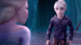 Repeat youtube video Jack Frost and Queen Elsa ~ Drama or Tragedy