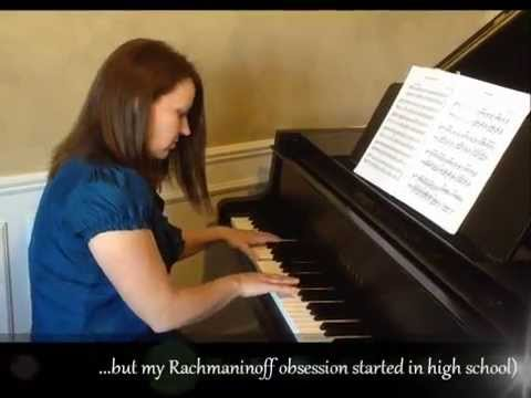 Prelude in C# minor by Rachmaninoff