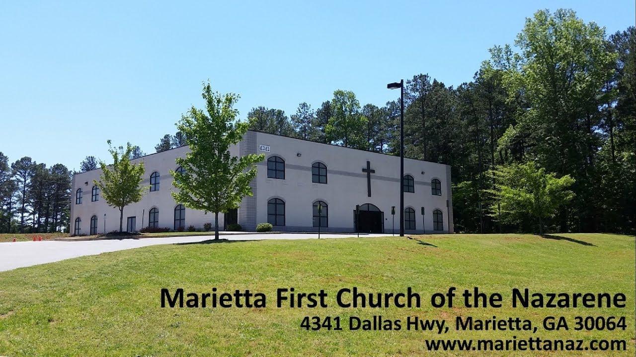 Marietta First Church of the Nazarene - 4/21/2019 - AM