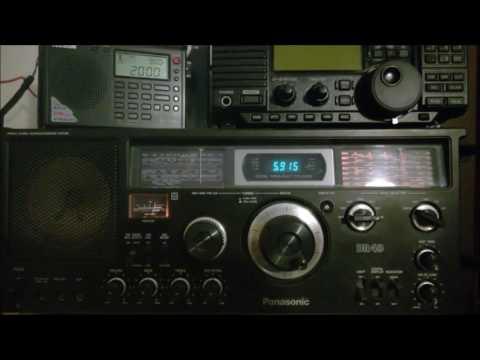 Zambia NBC Radio 1-Bemba 5915kHz of Lusaka, Zambia 2101UTC
