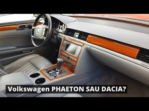 VW PHAETON Din Germania La Pret De DACIA Second Hand !!!