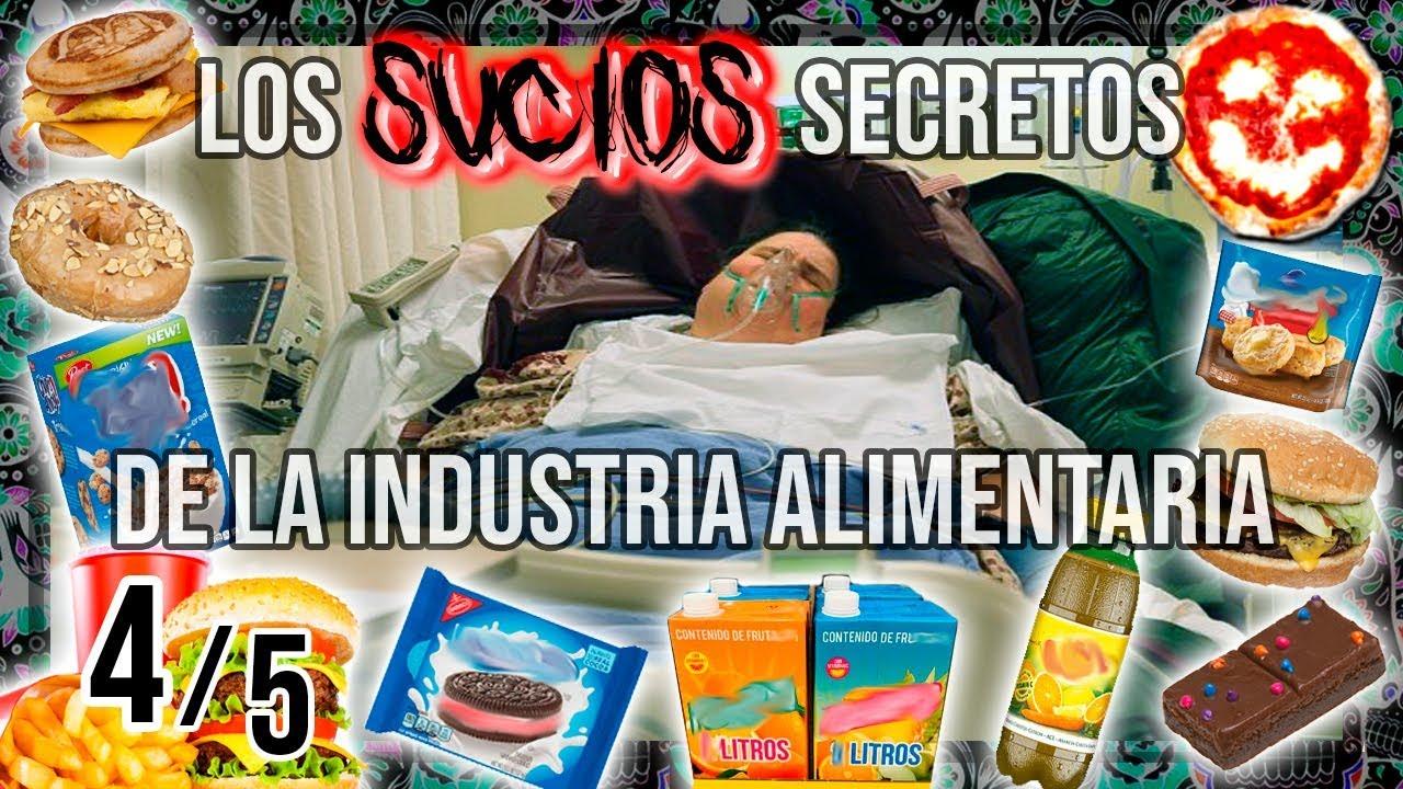 FED UP:  Los SUCIOS SECRETOS de la INDUSTRIA ALIMENTARIA. Subtitulado. - (Serie, 4 de 5)