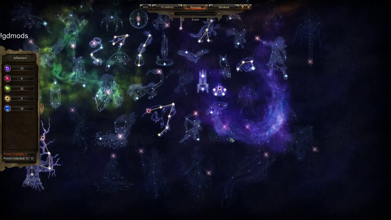 Grim Dawn FG HC: Bysmiel Conjurer Guide