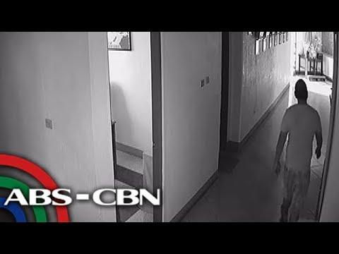 Sapul sa CCTV: Panloloob sa simbahan sa Batangas