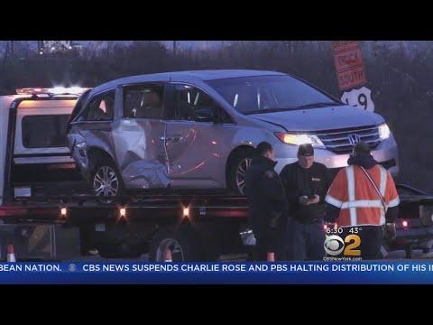Stolen Vehicle Crash In Jersey City
