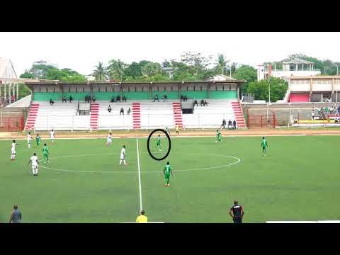 AMEKOUDI Kokou Dodzi --- Togolese international midfielder box-to-box