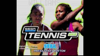 Tennis 2K2   Dreamcast gameplay