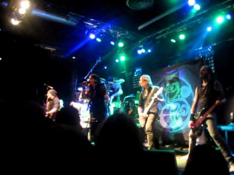 Eluveitie - A rose for Epona live