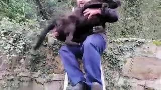 Ormanlık alanda mahsur kaldı…